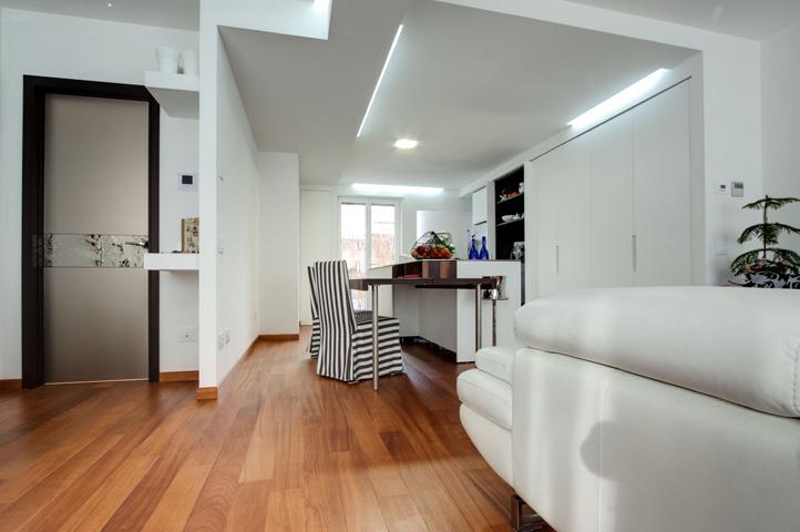 Ddesign dolcevita design ristrutturazione appartamento for Ristrutturazione casa anni 70